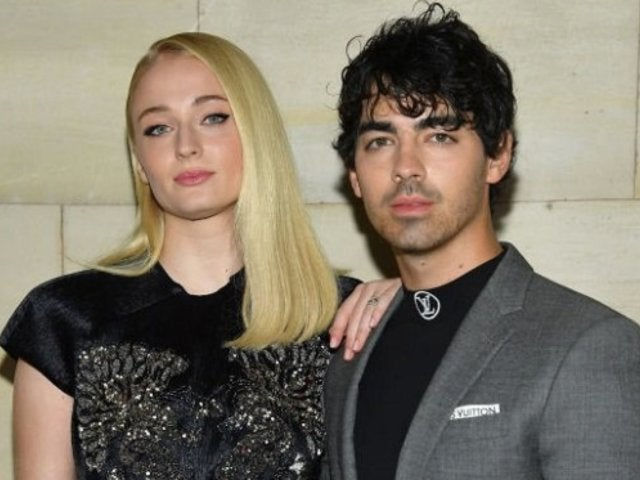 First Photos of Sophie Turner and Joe Jonas' Second Wedding Surface