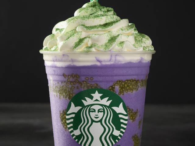 Starbucks Brings the Treats This Halloween With New 'Witch's Brew Frappuccino' Drink