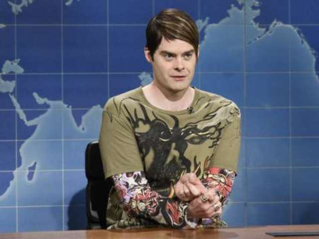 'SNL': Stefon Movie Was Once Considered by Bill Hader and John Mulaney