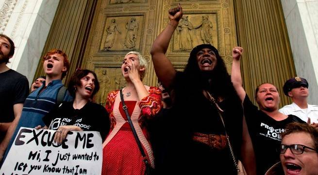 supreme court kavanaugh protest getty images