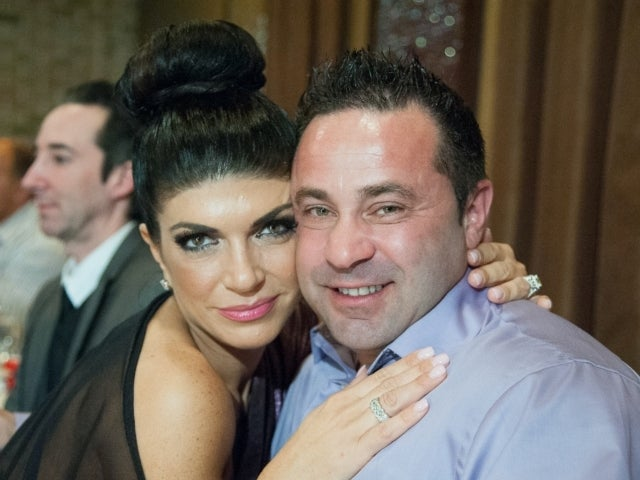 'RHONJ' Star Teresa Giudice Avoids Talk of Husband Joe's Deportation: 'That's All Negative Thoughts'