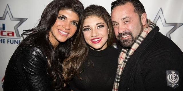 teresa joe gia giudice getty images