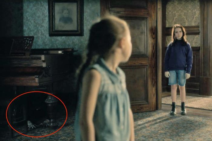 Netflix S The Haunting Of Hill House All The Secret Ghosts You Missed