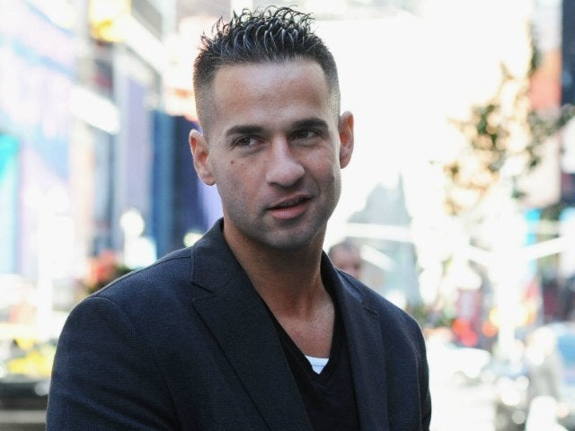 'Jersey Shore' Star Mike 'The Situation' Sorrentino Goes Live on Instagram on Way to Prison