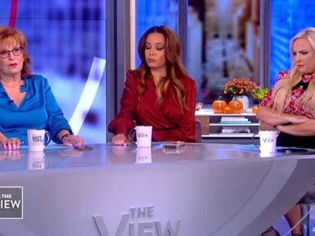 'The View' Fans Lose Their Minds Over Meghan McCain and Joy Behar's Matching Halloween Costumes