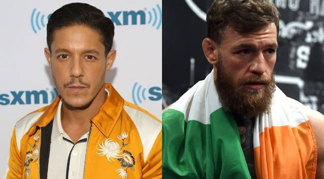 theo rossi conor mcgregor getty images