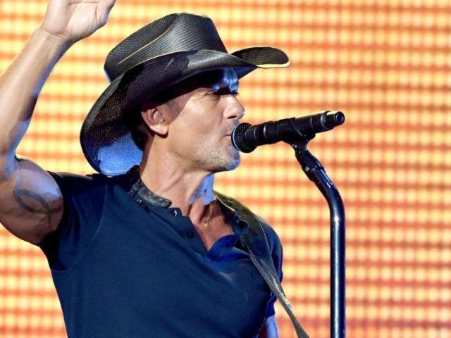 Tim McGraw Tweeted out His Phone Number