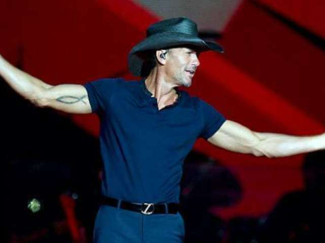 Tim McGraw Reacts to the Australia Wildfires: 'Our Hearts Are Breaking'