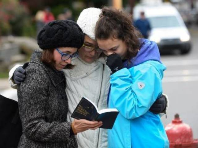 11 Dead, 6 Injured in Pittsburgh Synagogue Shooting
