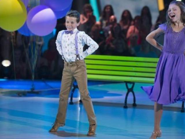'Dancing With The Stars Juniors' Results: Sarah Palin's Grandson Eliminated in Premiere