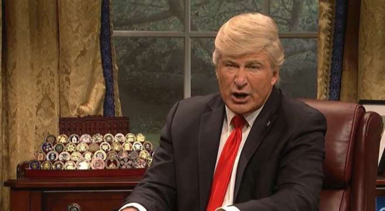 SNL': Some Viewers Bored of Alec Baldwin's Donald Trump Impression