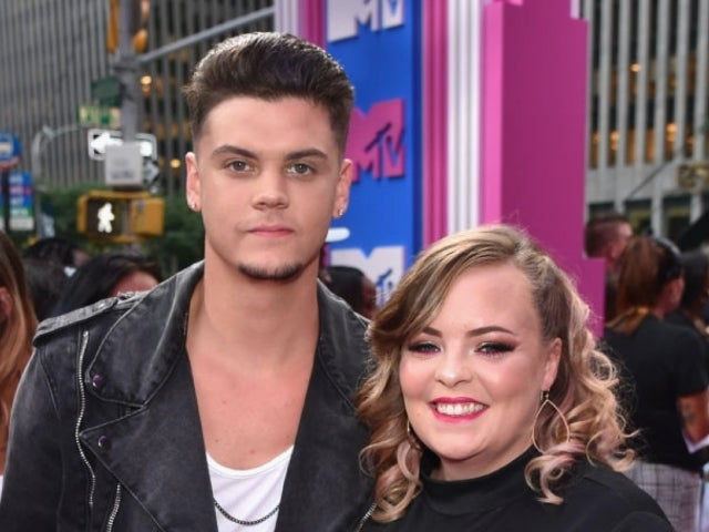 'Teen Mom OG': Tyler Baltierra and Catelynn Lowell Defend Being Late to Much-Anticipated Visit With Daughter Carly