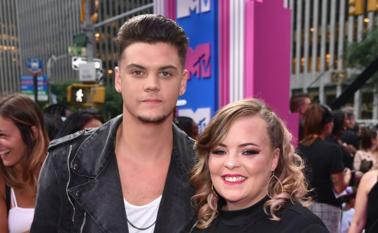 Tyler Baltierra Catelynn Lowell Teen Mom OG
