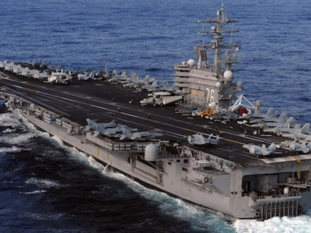 US Navy Helicopter Crash Lands on USS Ronald Reagan Leaving Multiple Injured
