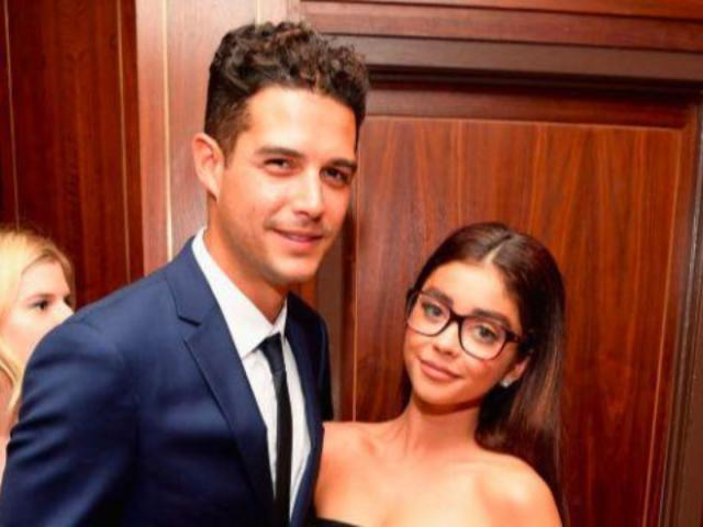 'Modern Family' Star Sarah Hyland Engaged to 'Bachelorette' Alum Wells Adams