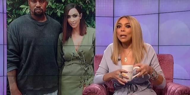 Watch: Wendy Williams Goes in on Kim Kardashian, Kanye West