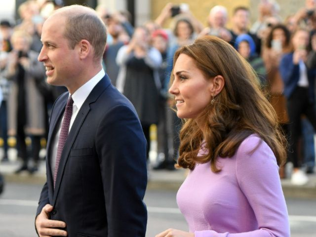 Kate Middleton and Prince William Step out for Their First Royal Event Together Since Prince Louis' Birth