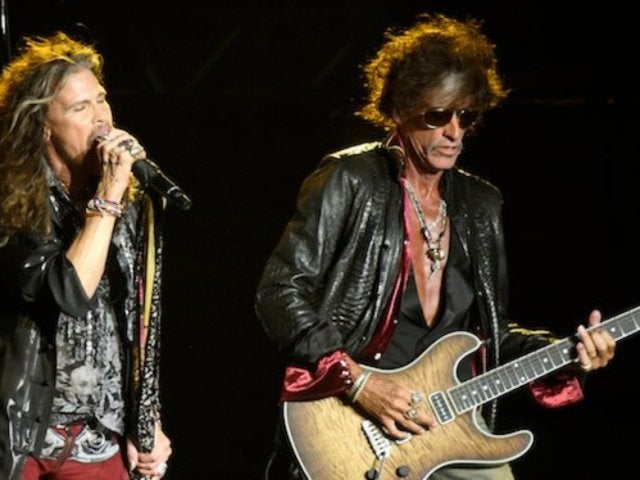 Aerosmith Guitarist Joe Perry 'Alert and Responsive' After Collapsing at Billy Joel Concert