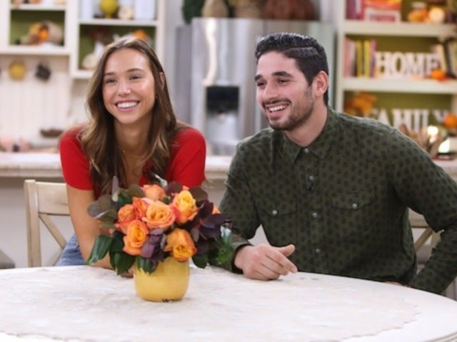 'DWTS' Couple Alexis Ren and Alan Bersten Step out for Sweet Treat Together