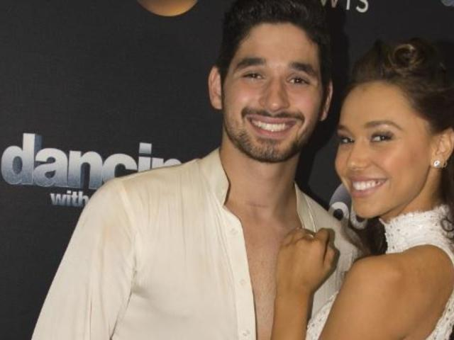 'Dancing With The Stars' Fans Have Mixed Feelings About Alexis Ren and Alan Bersten's 'Showmance'