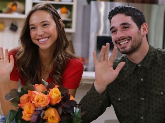 'Dancing With the Stars' Judge Carrie Ann Inaba Says Alexis Ren and Alan Bersten Seem 'In Love'