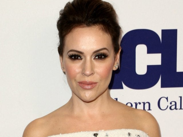 Alyssa Milano Supports Whoopi Goldberg as 'The View' Host Calls out Bernie Sanders' 'Bulls—'