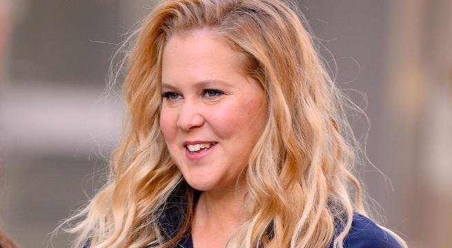 amy schumer october 2018 getty images
