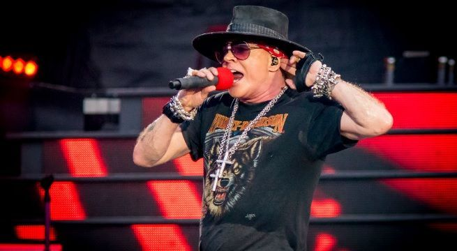axl rose getty images