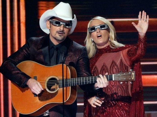 Brad Paisley Says He and Carrie Underwood Won't Address Politics at CMA Awards