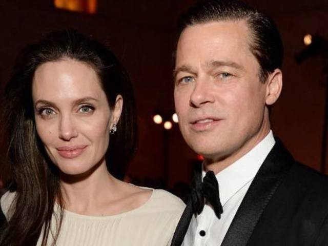 Brad Pitt and Angelina Jolie Reportedly Seen in Heated Argument in Beverly Hills