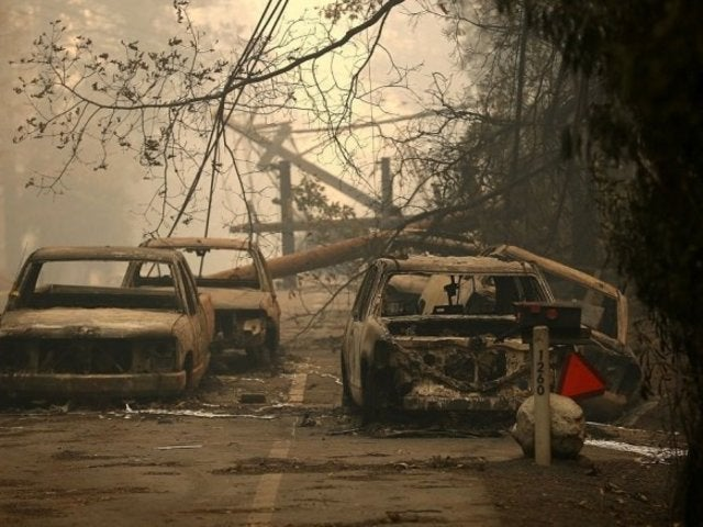 California Wildfires Death Toll Rises to 23 as Authorities Step up Efforts to Find Dead