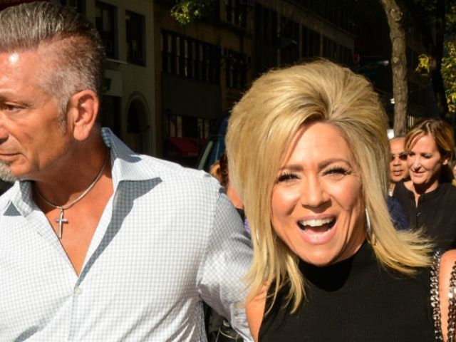 'Long Island Medium' Theresa Caputo Gives Update on Relationship With Ex Husband Larry After Difficult Divorce