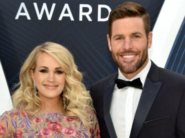 Brad Paisley Roasts Carrie Underwood's Husband Mike Fisher During CMA Awards