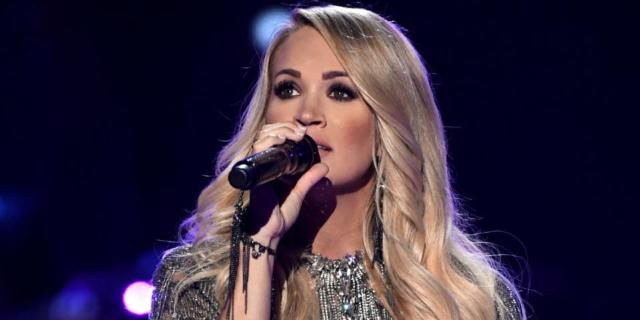 Carrie Underwood Reveals Country Music Star She Wanted to Marry