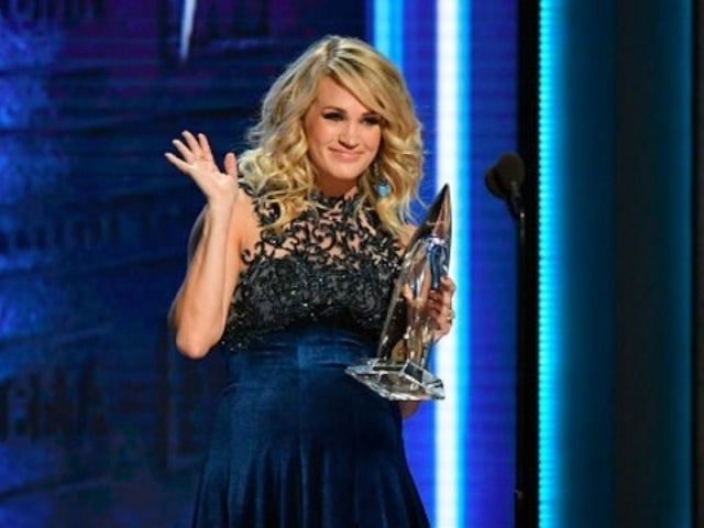 Carrie Underwood 'In Shock' Over CMA Awards Win for Female Vocalist of the Year