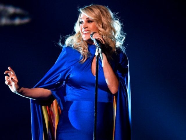 Pregnant Carrie Underwood Hints That She's Close to Her Due Date in Sweet Instagram Post