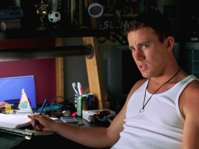 Amanda Bynes Reveals How Channing Tatum Ended up in 'She's the Man'