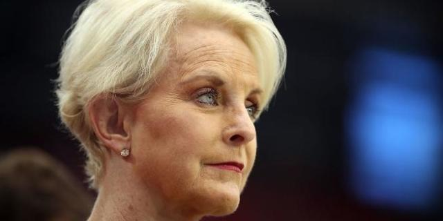 cindy mccain getty images