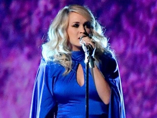 Carrie Underwood Reveals Holiday Season Struggles