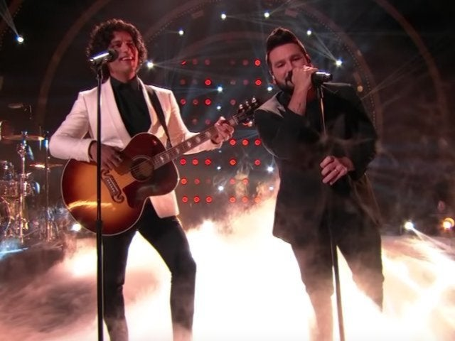 Dan + Shay Perform 'Speechless' on 'Dancing With the Stars' Finale