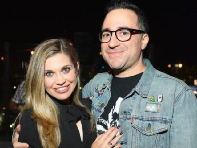 'Boy Meets World' Star Danielle Fishel Welcomes Son Adler Lawrence One Month Early
