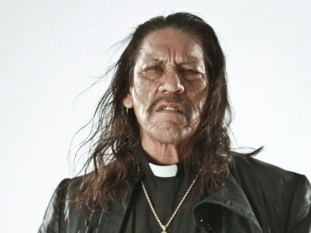 'Sons of Anarchy' Alum Danny Trejo Bashes Donald Trump's Border Wall Plan
