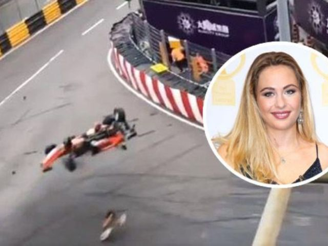 Formula 3 Driver Sophia Floersch, 17, Suffers Spinal Injury After Major Crash