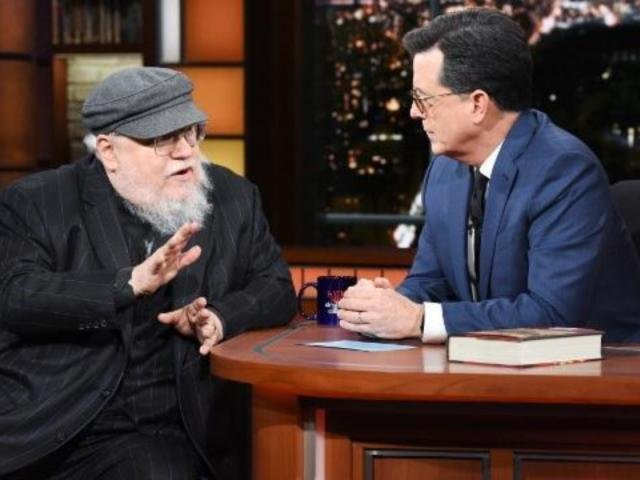 'Game of Thrones' Creator George R.R. Martin Gives Update on 'Winds of Winter'