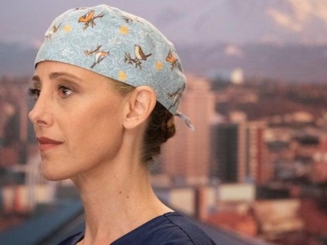 'Grey's Anatomy': Teddy Altman Gives Birth During Season Finale