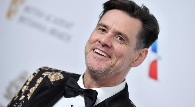 jim carrey getty images