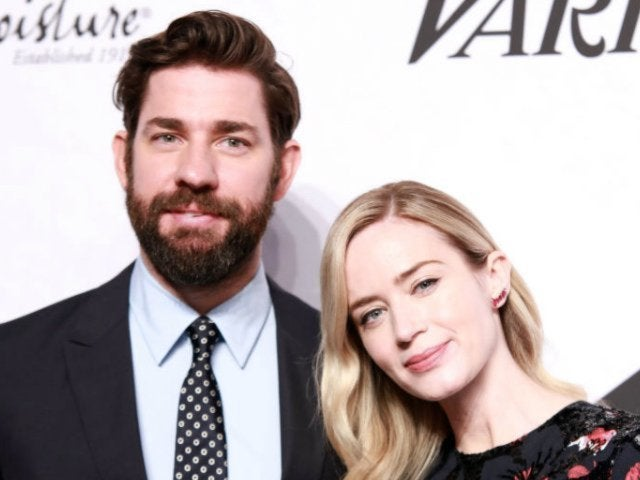John Krasinski Reveals Why He Had to Leave the Room the First Time Watching Wife Emily Blunt in 'Mary Poppins Returns'
