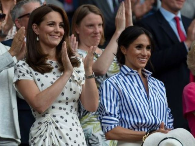Kate Middleton Reportedly Trying to Keep up With Meghan Markle Through Fashion, Public Appearances