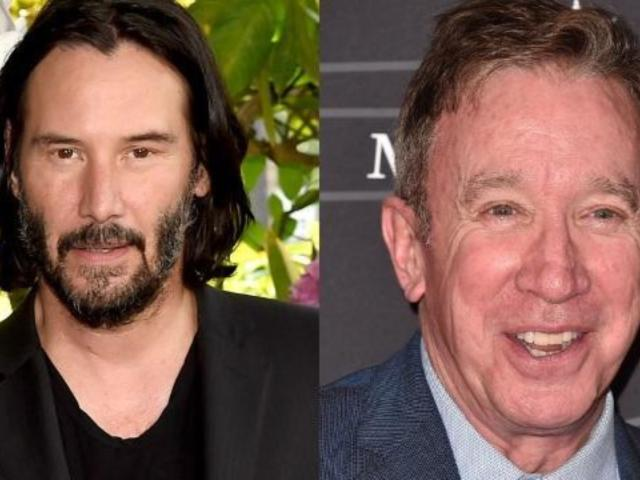 'Last Man Standing' Star Tim Allen Teases Keanu Reeves' Role in 'Toy Story 4'