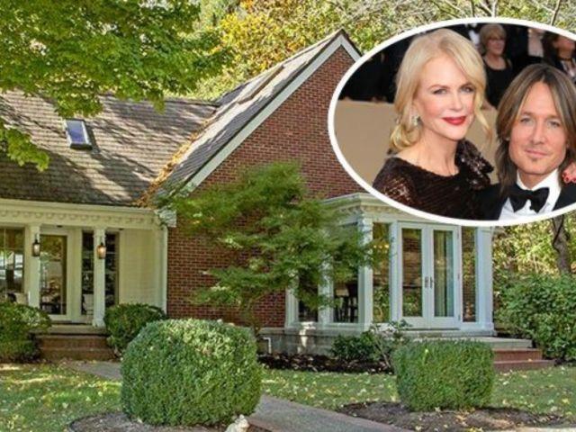 Keith Urban and Nicole Kidman Sell Country Estate Near Nashville